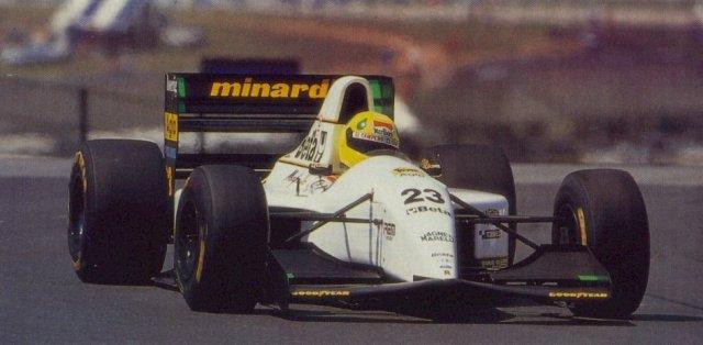 4º lugar a bordo de uma Minardi. Um milagre que completa 19 anos