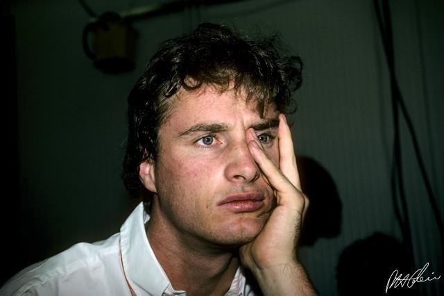 Eddie se viu obrigado a deixar a Europa, imigrando para o automobilismo japonês em 1991