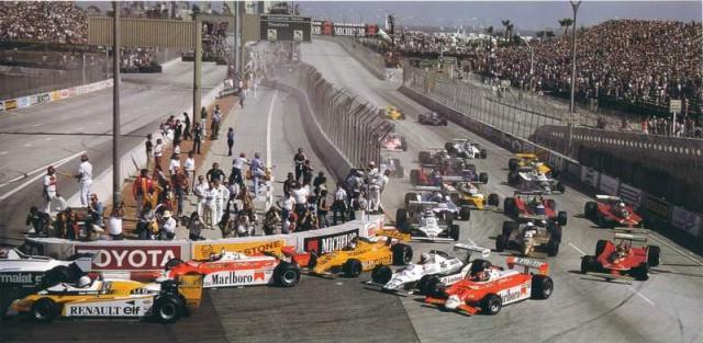 Na largada em Long Beach, Emerson aparece em último: avanço de 21 posições na corrida