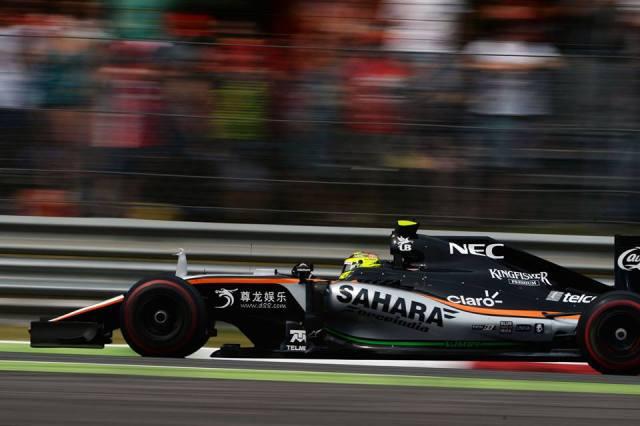 Com o 8º lugar, Pérez ficou a 8 pontos de Valtteri Bottas (Williams), sétimo no Mundial