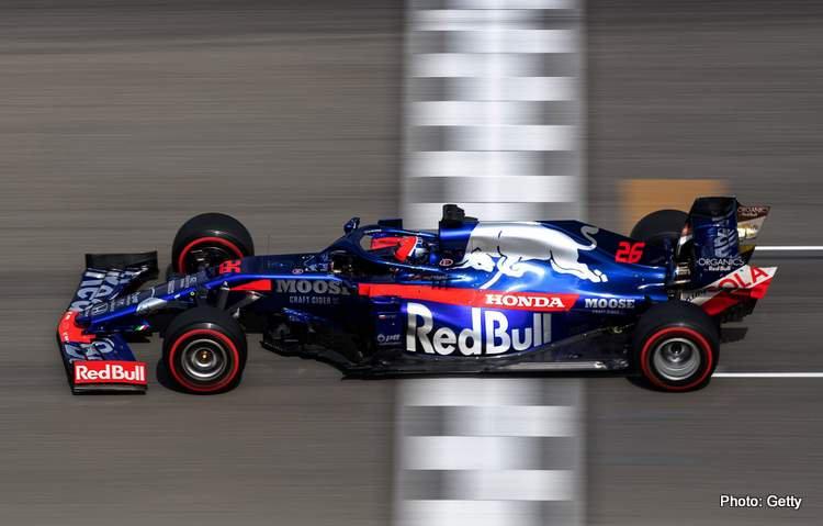 Daniil assegurou um modesto 14º lugar no grid de Hockenheim. Ainda assim, à frente de Albon