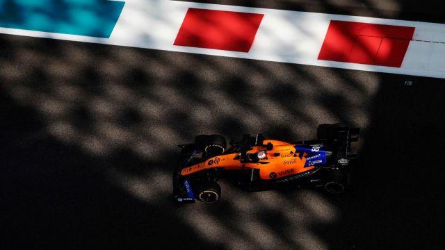 Assim como Albon, Sainz conseguiu levar a McLaren ao Q3; Gasly caiu no Q2
